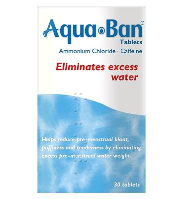 Image of Aquaban Tablets - 30 Tablets