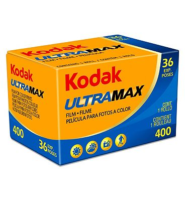 Kodak Gold 135 Ultra 36 Exposure Film