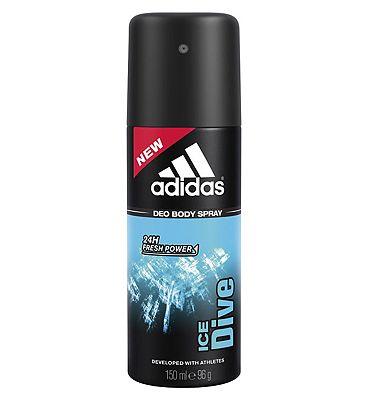 Adidas Ice Dive Body Spray 150ml