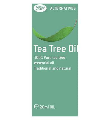 Boots Tree Tea Oil  20ml