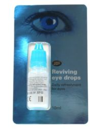Boots Reviving Eye Drops 10ml
