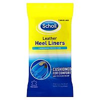 Leather heel liners boots