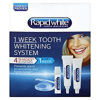 Rapid White 1 Week Tooth Whitening System Boots