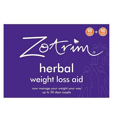 Zotrim - 2 x 90 Tablets
