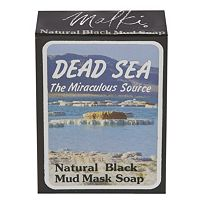 Dead Sea Natural Black Mud Mask Soap G