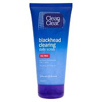Clean & Clear Blackhead Clearing Daily Scrub 145ml