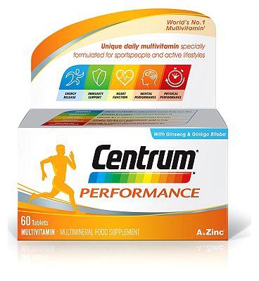 Centrum Performance - 60 Tablets