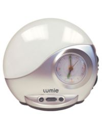 Lumie Bodyclock Classic 150 AM FM Clock Radio