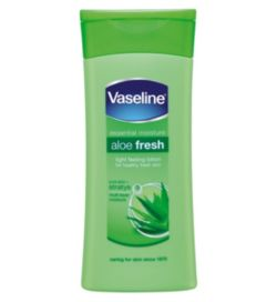 Vaseline Intensive Care Aloe Fresh Body Lotion 200ml