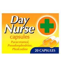 Day Nurse Capsules 20 Pack