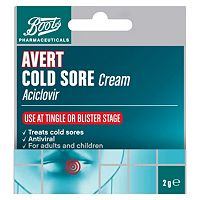 cold sore cream boots