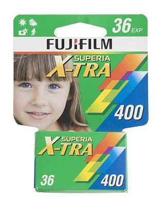 Fuji Superia Film 400/36 Exp