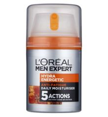 L'Oréal Men Expert Hydra Energetic Anti-Fatigue Moisturising Lotion 50ml