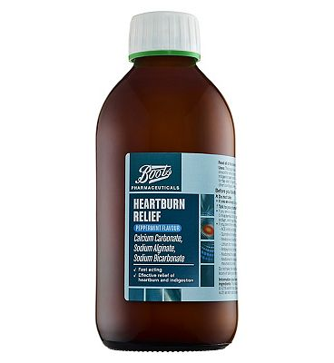 Boots  Heartburn Relief Peppermint Flavour - 500ml