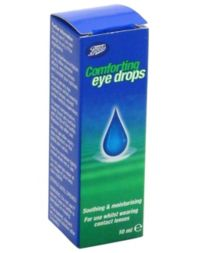 Boots Comforting eye drops