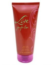 Live Jennifer Lopez Body Lotion 200ml