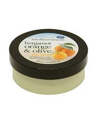 Mediterranean Bergamot Orange & Olive Body Butter 200ml