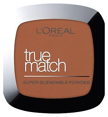 L'Oral Paris True Match Powder Golden Ivory GOLDEN IVORY.
