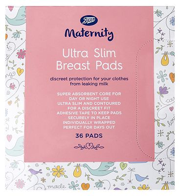 Boots Ultra Slim Breast Pads  1 x 36 Pack