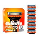 Gillette Fusion Power Blades 8 Pack