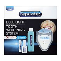 Rapid White Tooth Whitening Blue Light System Boots