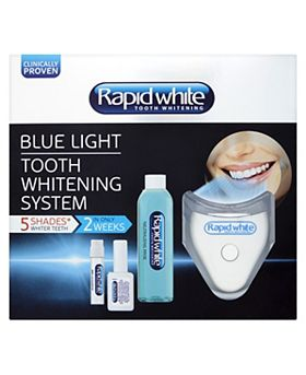 rapid white tooth whitening blue light system boots. Black Bedroom Furniture Sets. Home Design Ideas