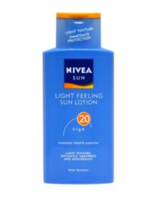 Nivea Sun Light Feeling Lotion SPF20 200ml