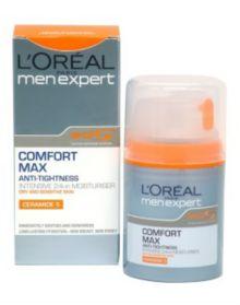 L'Oreal Men Expert Comfort Max Moisturiser 50ml