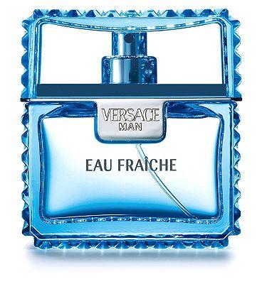 Versace Man Eau Fraiche Eau de Toilette Male 50ml