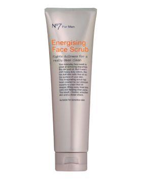 No7 For Men Energising Face Scrub 50ml