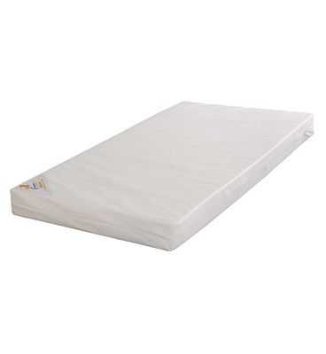 Rochingham Visivent Foam Baby Cot Bed Mattress  140 x 70 x 8cm