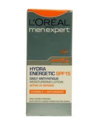 L'Oreal Men Expert Hydra Energetic SPF15 Moisturiser 50ml