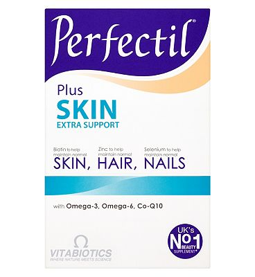 Perfectil Plus Skin Extra Support Dual Pack 56 Tablets/Capsules