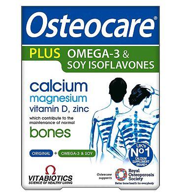 Vitabiotics Osteocare Plus x 84