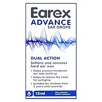 earex advance how to use