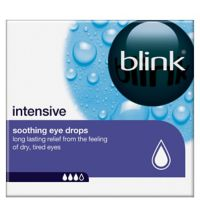 Blink Intensive Tears protective eye drops 20x0.4ml