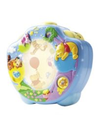 96 Advantage card points. Tomy Winnie the Pooh Sweet Dreams Night Light is the most enchanting cot projector/lightshow with amazing lightshow and projections featuring Winnie the Pooh  friends. FREE Delivery on orders over £40.