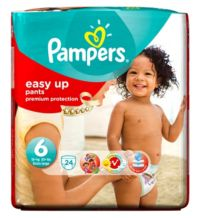 3 for 2 on selected pampers economy packs