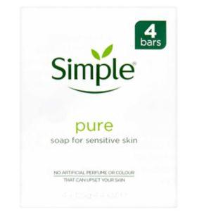 Simple bar soap review