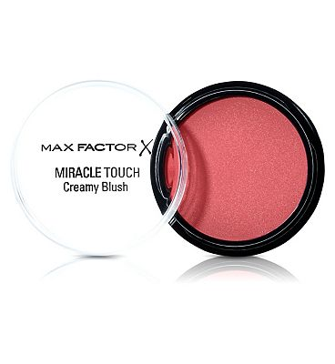 Max Factor Miracle Touch Creamy Blusher 14 Soft Pink 14 Soft Pink