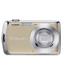 Casio EXILIM EX Z1 Gold Digital Camera