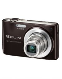 Casio EXILIM EX Z400 Brown Digital Camera