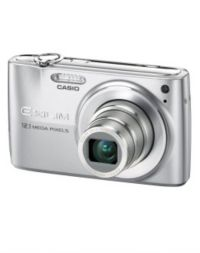 Casio EXILIM EX Z400 Silver Digital Camera