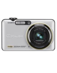 Casio EXILIM EX FC100 White Digital Camera