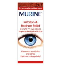 MURINE irritation redness relief eye drops 10ml