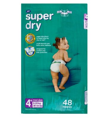 Boots Super Dry
