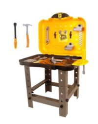 160 Advantage card points. The JCB Talking Tool Bench makes role-play easier and a lot more fun. FREE Delivery on orders over £40.