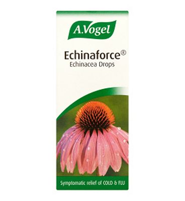 Image of A.Vogel Echinaforce Echinacea Drops - 50 ml