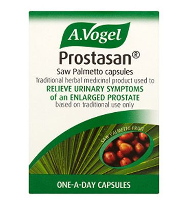 Image of A. Vogel Prostasan Saw Palmetto Soft Capsules - 30