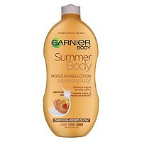 Garnier Body Summerbody Moisturising Lotion Deep Sun-kissed Look 250ml